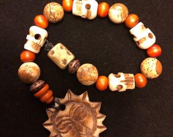 Pagan Spell Beads