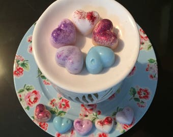A treat For You & Your Home - Soya wax melt - fragrance Mix up Bag - Hand poured Highly fragrant
