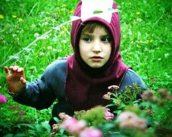 Kids Hooded Fleece Oeko - Tex®