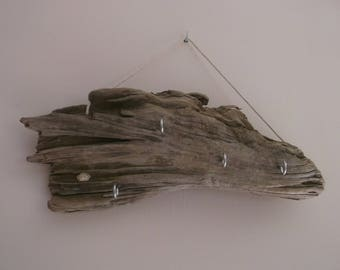 Driftwood key or jewelry display