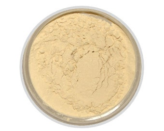 LUXURY ORGANIC Perfecting Powder with silk and pearl 5g