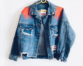 Ayumi Rip Jacket
