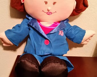 Vintage Talking Rosin O'Donnell plush doll