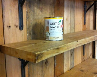 Scaffold Board Shelves (120cm to 240cm)
