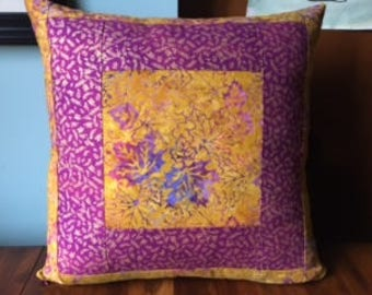 Vermont Quilted Pillow 20 x 20