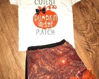 Girls Halloween Shirt