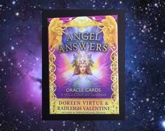 Ask The Angels A Question - 1 Card Reading