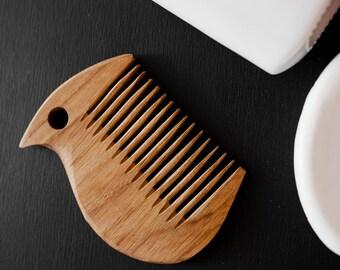 Wooden Comb Hair Comb Wooden Beard Comb Husband Gift Comb Beard Groom Brush Beard Grooming Wood Comb Decorative Comb Beard Care