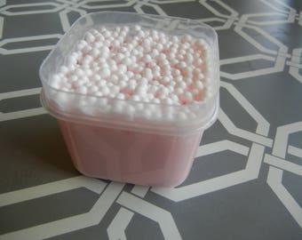 Pink Cake PoP Floam Slime / Light Peppermint Scent