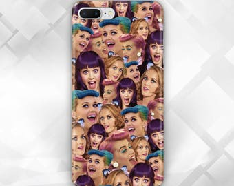 Katy Perry iPhone Case, iPhone X case, iPhone 8 case, iPhone 8 Plus case, iPhone 6S, iPhone 7 Plus case, iPhone 5C case, iPhone SE,iPhone 5S