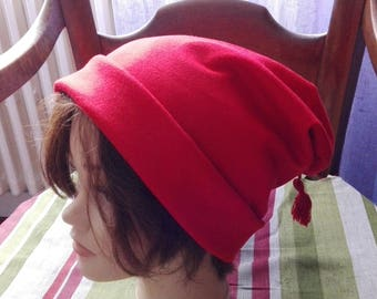 Red jersey Hat