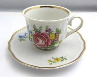 Schirnding   bavaria  Espresso   Kaffee Tasse und Untertasse 1930
