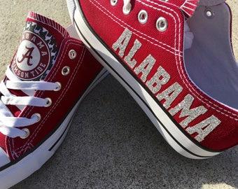 Alabama Crimson Tide Women's Team Shoes!!! Roll Tide Roll!!!