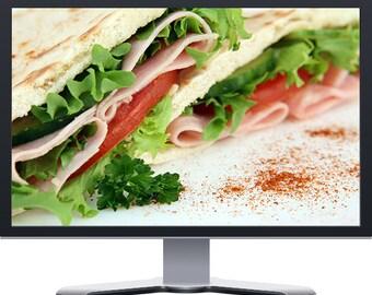 Catering Restaurant Boutique Website Design WordPress