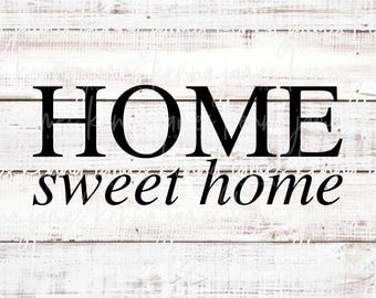 Home Sweet Home svg | Home svg | Let's Stay Home svg | Stay Awhile svg | Family svg | Love svg | Farmhouse svg | SVG | DXF | JPG | cut file
