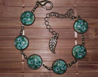 Original Peacock bracelet!