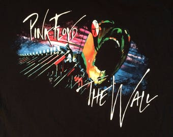 1990s Pink Floyd The Wall tee