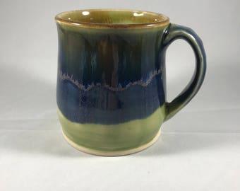 Handmade Pottery Mug, Clay Mug, Stoneware Mug, Handmade Mug, Pottery Coffee Mug, Handmade Coffee Mug, Coffee, Mug, Stoneware Coffee Cup