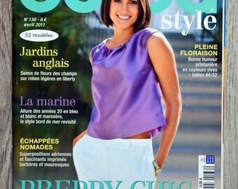 Magazine April 2011 Burda (136)