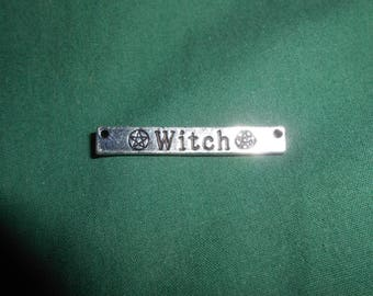 Pentagram witch sign charm