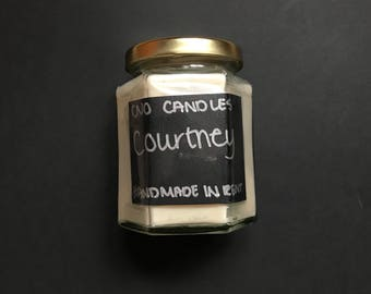 COURTNEY Scented Candle
