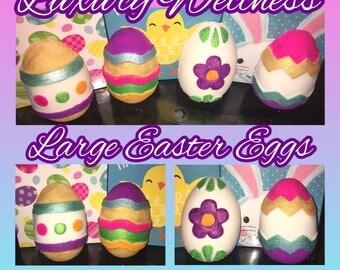 Easter Egg Bath Bombs (4pk)