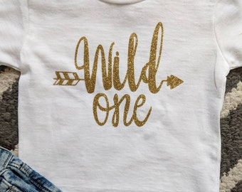 Wild One birthday shirt/1st birthday shirt