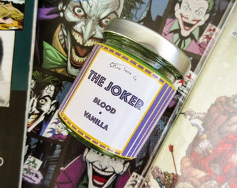 The Joker Soy Wax Candle | 4 oz