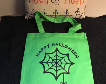 Halloween trick or treat bag!!!