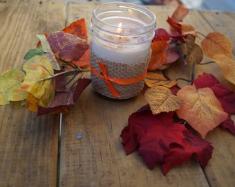 Pumpkin Pie ~ Soy Candle