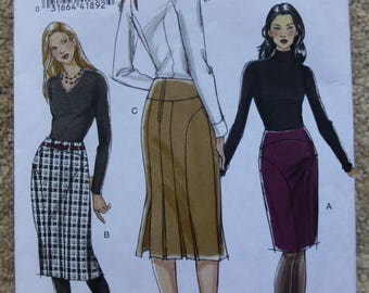Vogue pattern V8426 Size 12-14-16