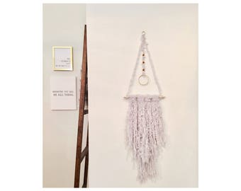 Feather Wall Hanging Art