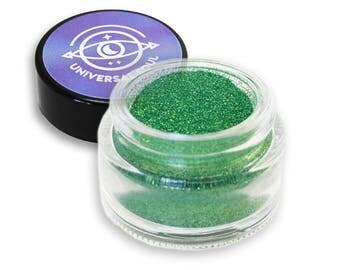 Alien AF - Eco Glitter - Biodegradable Glitter - Fine Green - Festival Glitter - Eco Glitter - Cosmetic Glitter - Festival accessories