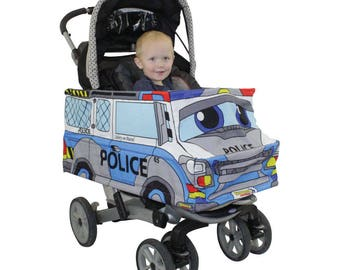 costume for halloween baby toddler costume toddler costume police car