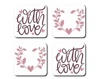 Valentine's Day - Set of 4