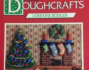 Christmas Doughcrafts by Lorraine Bodger
