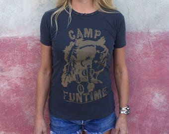 Camp Funtime Tee