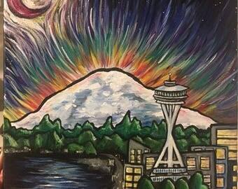 Seattle Rainier