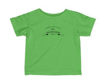 There's No Place Like Clapham Infant T-Shirt