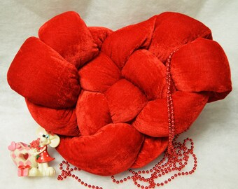 "Cushion-knot ""Heart"""