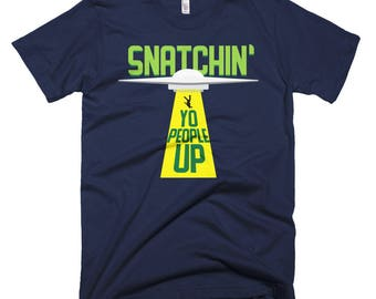 Snatchin' Short-Sleeve T-Shirt