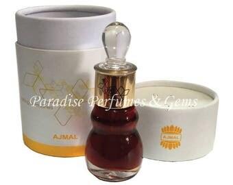 Big 12ml *ZAFRAN* Ajmal Limited Edition Gorgeous Saffron Perfume Oil - Collectors Item!