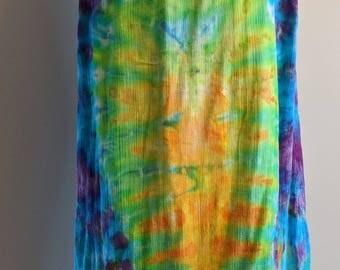 Rainbow skirt M