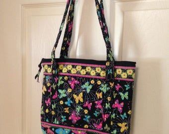 Floral tote bag/purse
