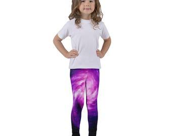 Galaxy Kid's leggings