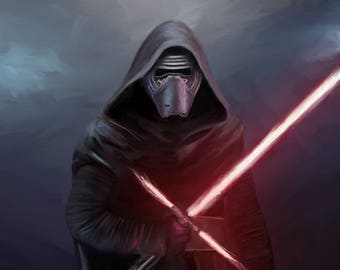 Kylo Ren - Star Wars collection
