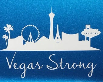 Vegas Car Decal Etsy - Custom vinyl decals las vegas