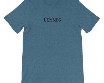 Magic The Gathering Funny Common Shirt, MTG T-Shirt, Geek Tee