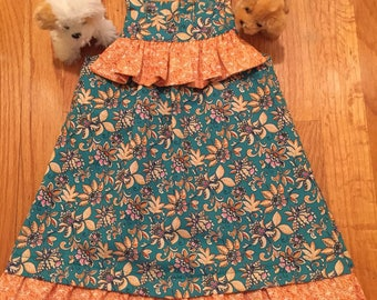 Toddler Girl Dress, Size Small