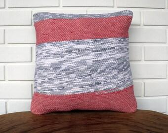 RagRug Kilim Pillow(kod:18116)